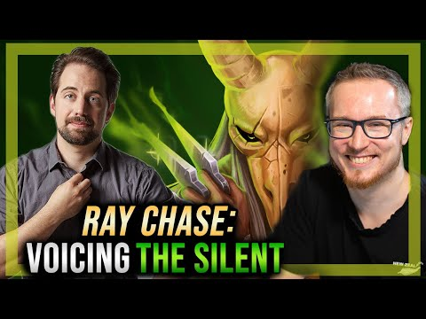 Ray Chase: Voicing the Silent! | A20 Silent Run | Slay the Spire