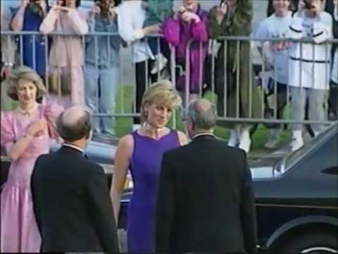 Princess Diana & the American people