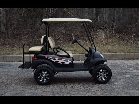 2013 Club Car Electric Golf Cart in Wauconda, Illinois - Video 1