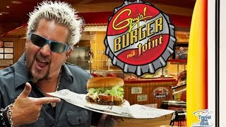 Guy's Burger Joint on the Carnival Liberty