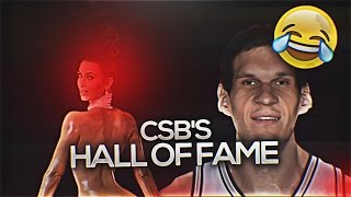 THE CSB HALL OF FAME TEAM!