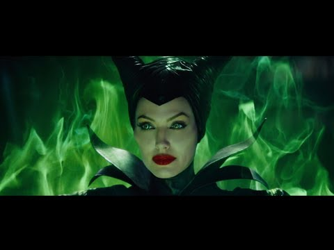 MALEFICENT | Trailer featuring music by Lana Del Rey | Official Disney UK