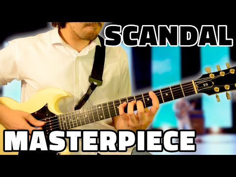 「Masterpiece」- SCANDAL【+TABS】by Fefe!