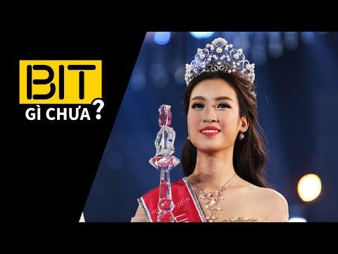 BIT gì chưa? - Hoa hậu Mỹ Linh: 20 năm sau ngày đăng quang