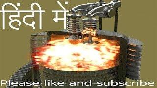 4 स्ट्रोक पेट्रोल इंजन कैसे काम करता है | How four stroke petrol engine works in HINDI