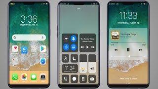 Oppo iOS 13 Theme Edition 2019 || OPPO iOs Smooth Experience