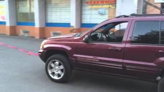 Jakub Procházka - Car Pulling (testing)