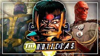 Thanos VOLVERÁ, detalles AVENGERS 4, MODOK y DOCTOR DOOM, Venom & Spidey y más! - Noticias