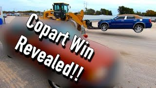 Copart Auction Reveal! We won Another one! $645