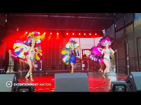 Brazilian Rio Dancers - Promo
