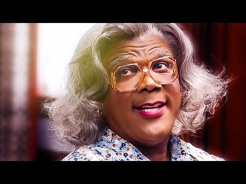 A MADEA FAMILY FUNERAL Clip - Smile (2019) Tyler Perry
