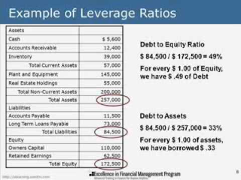 Introduction to Financial Analysis - YouTube