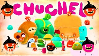 Chuchel episode 4 Best game Gameplay Walkthrough / Angry Birds / Point and click Game / I'm a noob