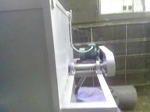 Tray Dryers Machine