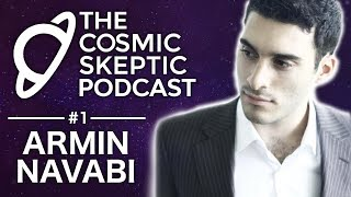 Picture of a podcast: The Cosmic Skeptic Podcast