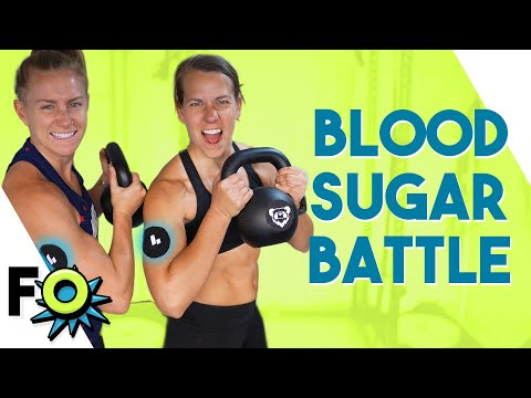How High Can We Spike Our Blood Sugar by Working Out? – Continuous Glucose Monitor (CGM) Levels Ep10