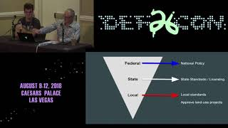 DEF CON 26 CANNABIS VILLAGE - Mayor Chad Wanke - Primer On Dealing with Local Gov for Legal Cannabis
