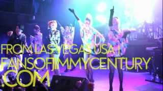 "Fans of Jimmy Century - Live Show Promo Video ""Mr. Las Vegas"" by AJAPOPFILMS"