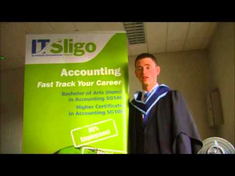 SG146 Accounting Graduate - Institute of Technology Sligo