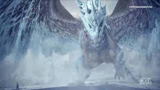 Monster Hunter World Iceborne World Premiere I Gamescom Opening Night Live