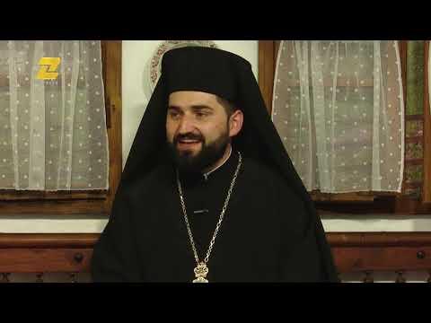 TÉMA NA ZEMPLÍNE - Archimandrita Jaroslav Lajčiak