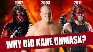Here's Why Kane Unmasked in 2003