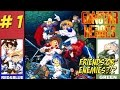 Genesis: Gunstar Heroes Part 1 Friends Or Enemies Yovid