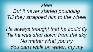 Dio - Walk On Water Lyrics