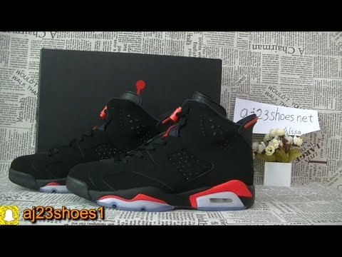 f58d03f5f81920 Air Jordan 6  Infrared  2019 Unboxing HD review from aj23shoes net