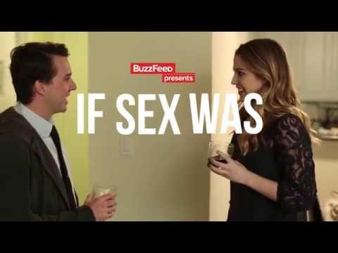 If Sex Was Honest