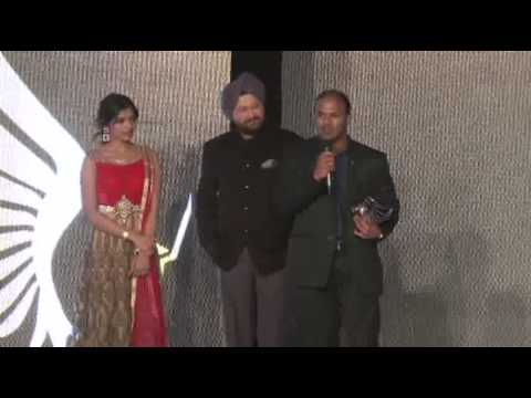 Sathish Sivalingam - AUDI RITZ ICON AWARDS (Chennai Edition) - 2014