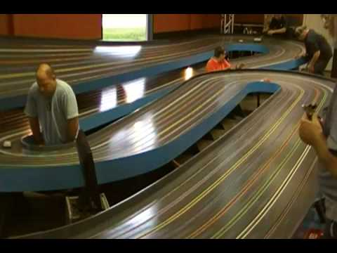 Slot car racing in Orlando's best track