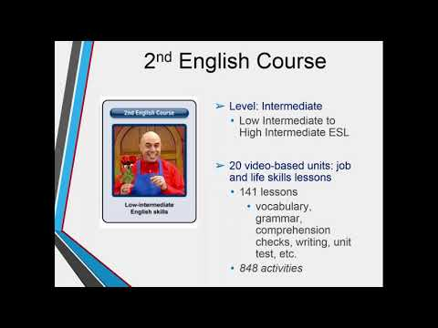 USA Learns, US Citizenship Course, Free English Classes - YouTube