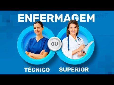 CETEM - Enfermagem: Curso Técnico ou Superior