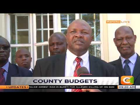 Kericho County revenue collection