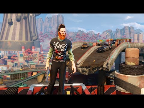 Sunset Overdrive Stuttering/dips even with GTX 1080Ti :: Sunset