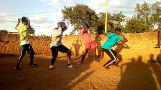 Sima-by VIP jemo ft top star wolves dancers video clip