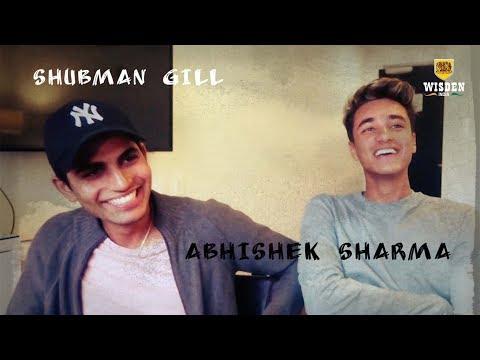 Up close: Shubman and Abhishek