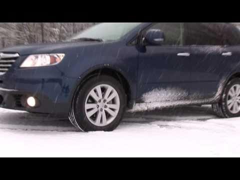 2011 Subaru Tribeca - Drive Time Review