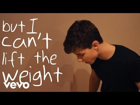 Shawn Mendes - The Weight Cover Image