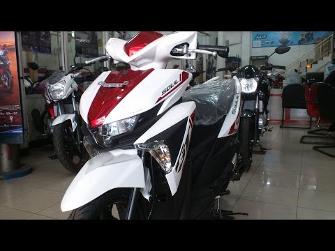 Yamaha All New Mio Soul GT 125 Terbaru Explorer White