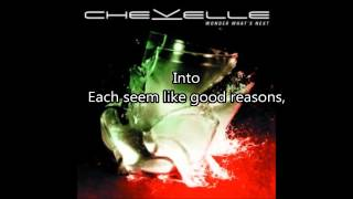 Chevelle- One Lonely Visitor