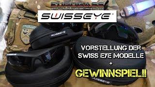 Schutzbrille: Swiss Eye Tactical - Ich zeige euch 4 Modelle! #Werbung