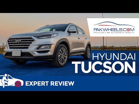 Hyundai Tucson 2020 | Expert Review | PakWheels