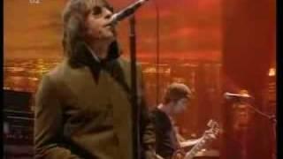 Oasis - Live Forever (Live Jools Holland)