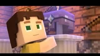 Minecraft Batle 1 Vs 1 (michael Jackson)