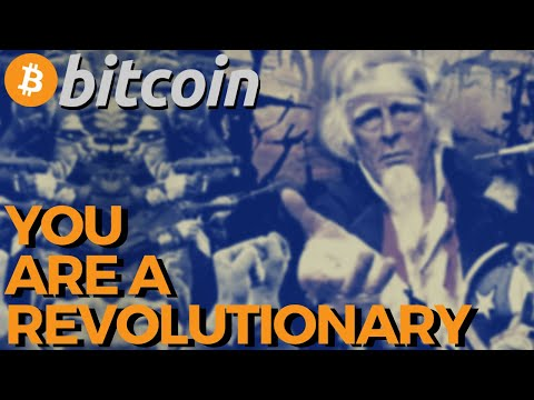 Bitcoin Is a Peaceful Revolution | Cryptocurrency & Bitcoin news