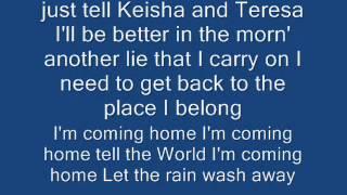 Diddy-Dirty Money - I'm coming home / lyrics - YouTube