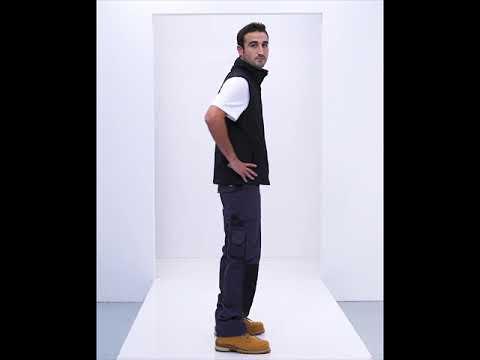 Pantalon Evolution noir taille 48