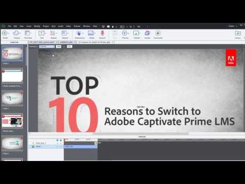 Adobe Captivate & Smart eLearning Design - YouTube